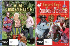 Margaret Mahy DVDs 1