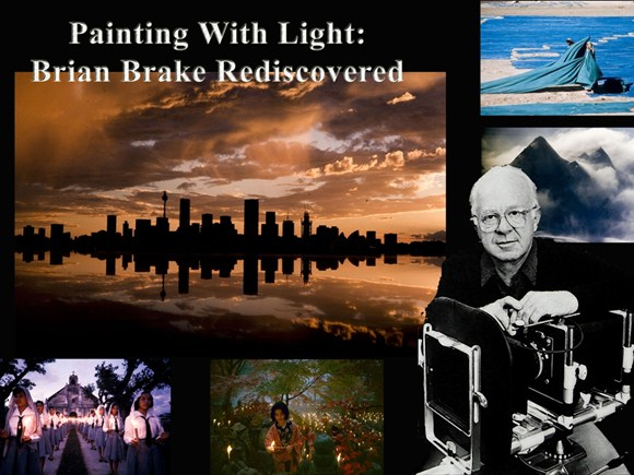 Painting With Light: Brian Brake Rediscovered