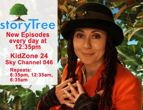 Series Promo Story Tree